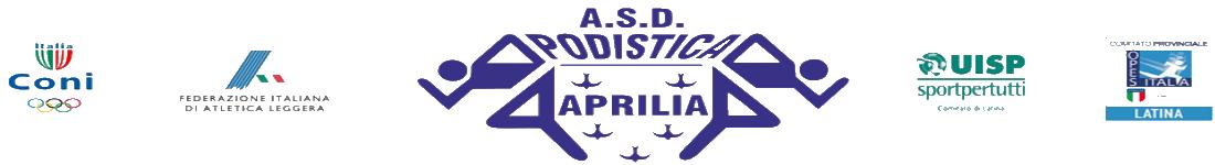 ASD Podistica Aprilia